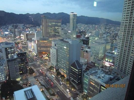 Kobe City Hall (Observation Deck): 고베시청전망대에서