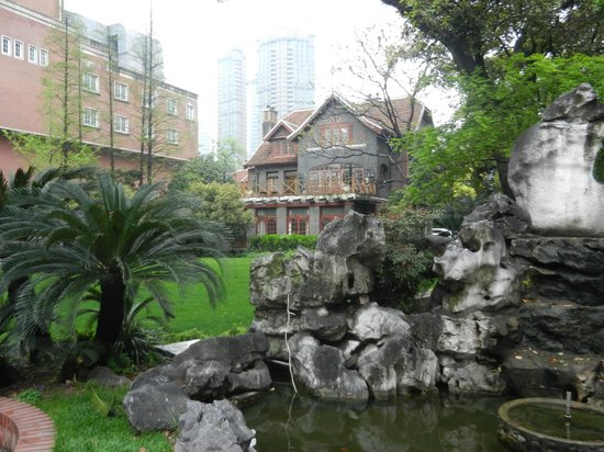 Former French Concession: Shanghai, Concessione francese