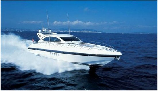 Liven Up Great Boats - Private Day Tours : Mangusta 72