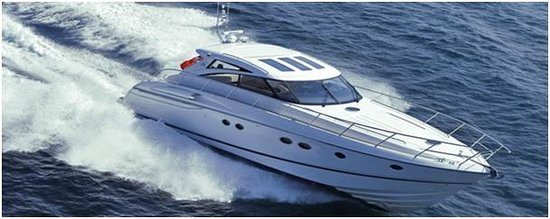 Liven Up Great Boats - Private Day Tours : Princess V58