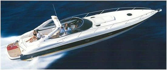 Liven Up Great Boats - Private Day Tours : Superhawk 48/50