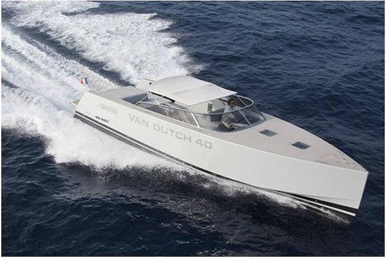 Liven Up Great Boats - Private Day Tours : Vandutch 40