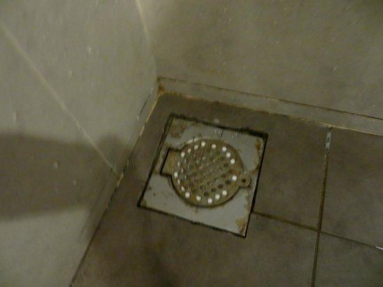Furama Bukit Bintang: dirty shower
