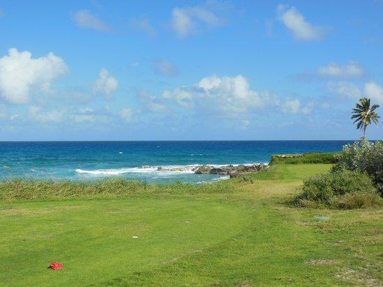 Sandals Emerald Bay Golf, Tennis and Spa Resort: Around Hole 16