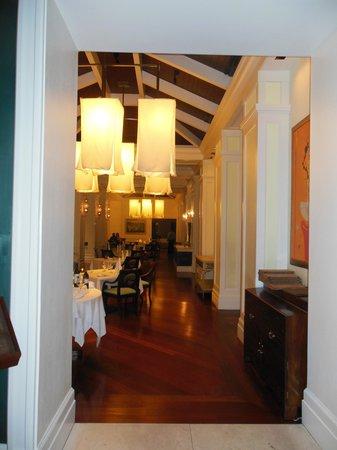 Sandals Emerald Bay Golf, Tennis and Spa Resort: Italian Restaraunt