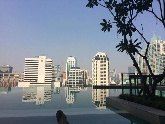 Sivatel Bangkok: Vue de la piscine