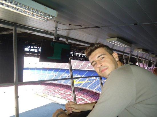 Museum des F.C. Barcelona (Museu del Futbol Club Barcelona): noucamp5