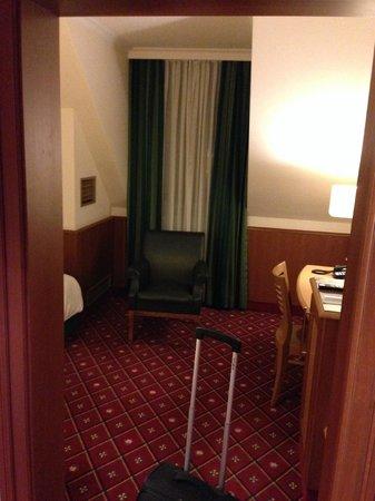 Platzl Hotel: Room