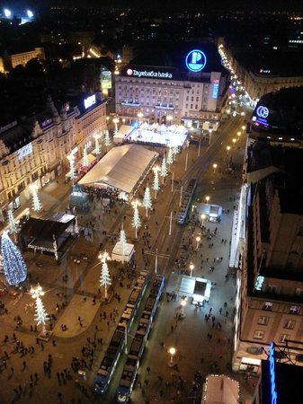 Zagreb Eye View