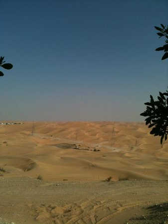 Tilal Liwa Hotel: The desert is at your doorstep