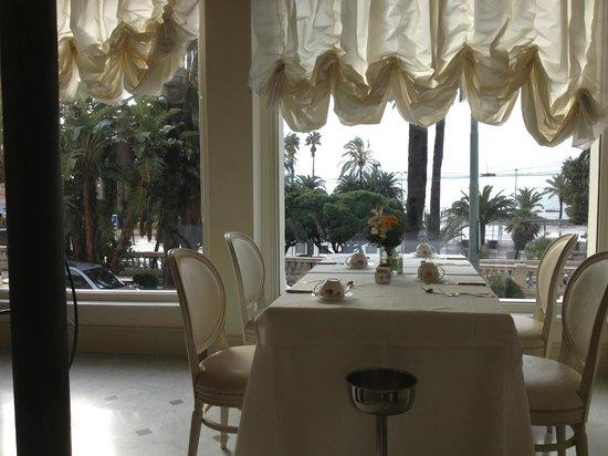 Restaurant De Paris : Salone principale