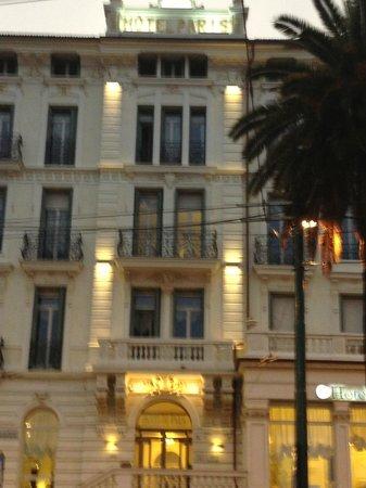 Hotel de Paris Sanremo: Facciata