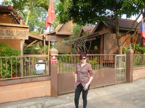 Auberge Sala Inpeng (Mekong Riverside Inn): Vue d'ensemnle