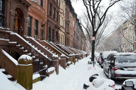 Easyliving-harlem: 137 street le 3 janvier 2014