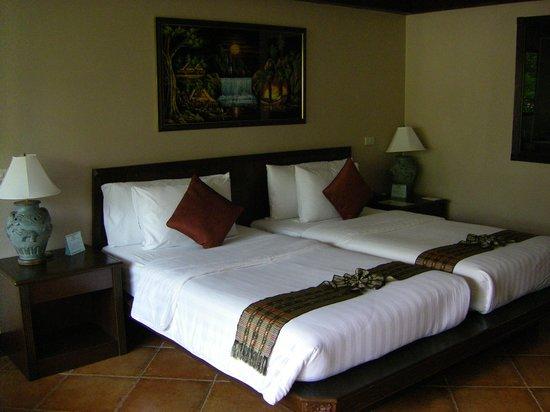 Karon Sea Sands Resort & Spa: Comfortable beds