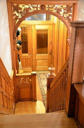 Easyliving-harlem : la montèe escalier authentique