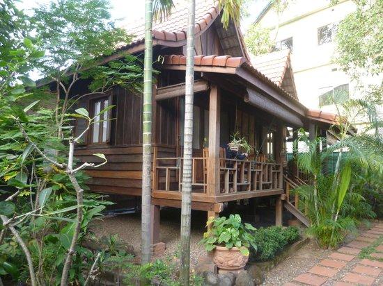 Auberge Sala Inpeng (Mekong Riverside Inn): Un bungalow