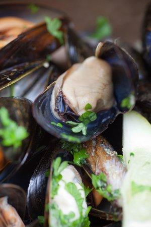 Photo of Seafood Restaurant Mussel Men at 584 Kingsland Road, London E8 4AH, United Kingdom