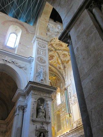 Duomo di Cefalu: Duomo (Cefalu)・・・素晴しい建築技術