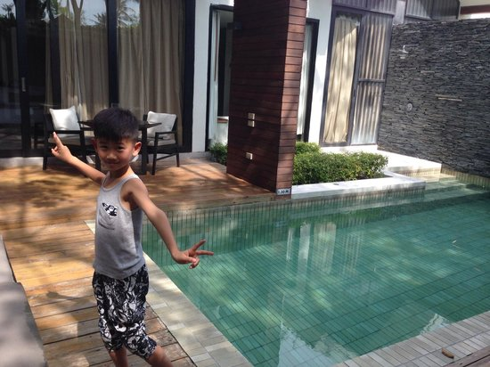 X2 Koh Samui Resort - All Spa Inclusive : Pool villa