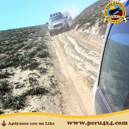 Peru Expeditions Day Tour: TRAVESIA EL TUBO LAS DUNA MAS GRANDE DE LIMA
