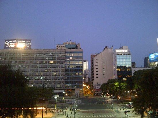 Salles Hotel: Vista
