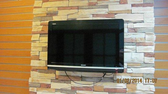 Lee Boutique Hotel: TV