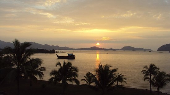 The Ocean Residence Langkawi: It was like being in paradise waking up to this each morning