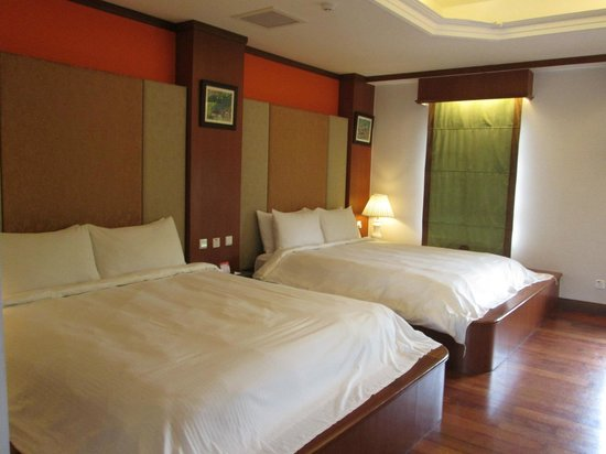 Grand Lexis Port Dickson: 2 King Size Beds