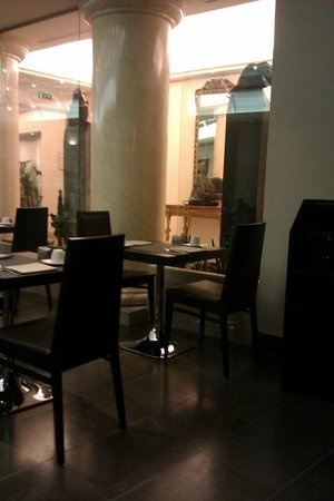 Hotel Cerretani Firenze - MGallery Collection : Sala