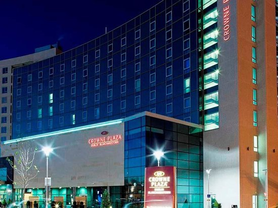 Crowne Plaza Dublin - Blanchardstown: outside