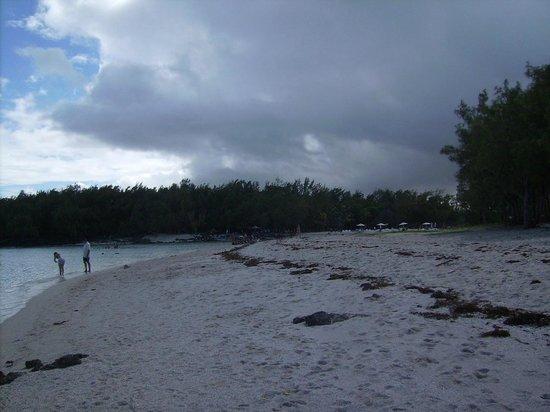 Veraclub Le Grande Sable: Vista spiaggia