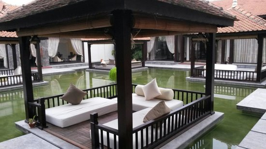 Ana Mandara Hue: The Spa is nice. Sauna and Gym is included.