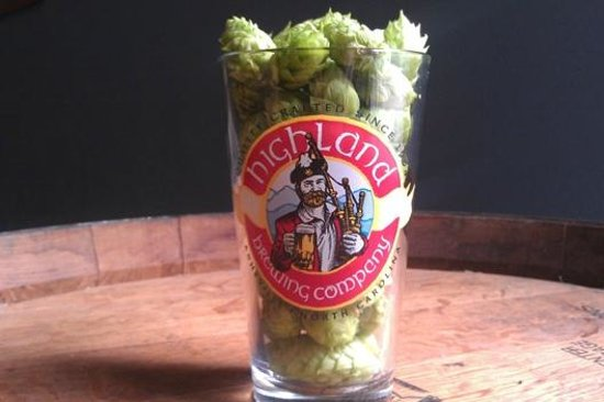 Highland Brewing Company: Full of hops and full of flavor!