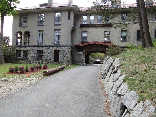 Arrow Park: Hotel