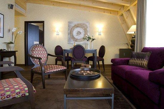 Hotel Monte Rosa: Suite