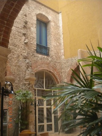 Hotel Telegrafo: room