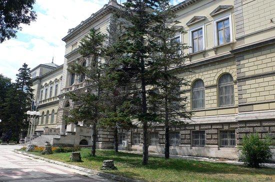 Varna Archaeological Museum: здание музея