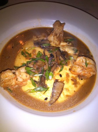Gianmarco's: Shrimp and grits! Oh My Goodness!!!!!!