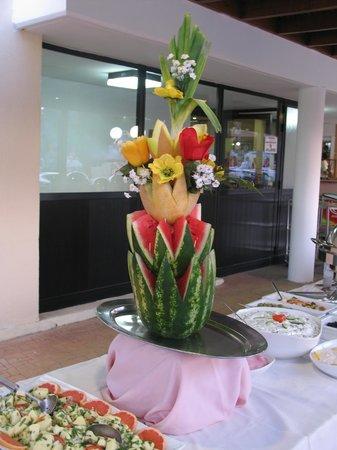 Kapetanios Bay Hotel: Еще один шедевр от повара