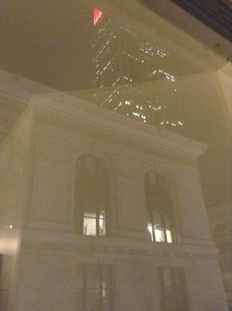 Hotel 373 Fifth Avenue: vista desde la habitación