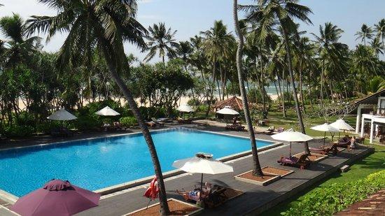 AVANI Bentota Resort & Spa: Вид с балкона номера