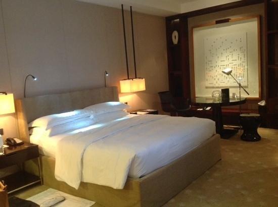 InterContinental Dubai Festival City: Executive King room
