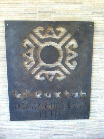 Hotel Kikuxtah : Entrada do hotel