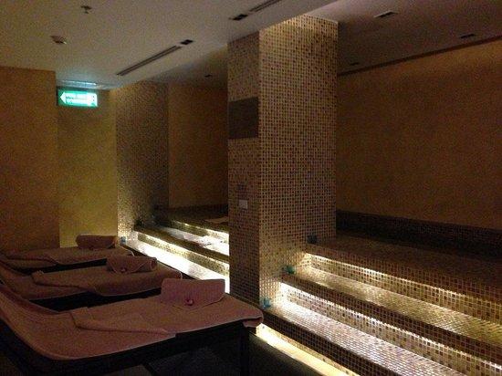 Centara Nova Hotel & Spa Pattaya: the spa