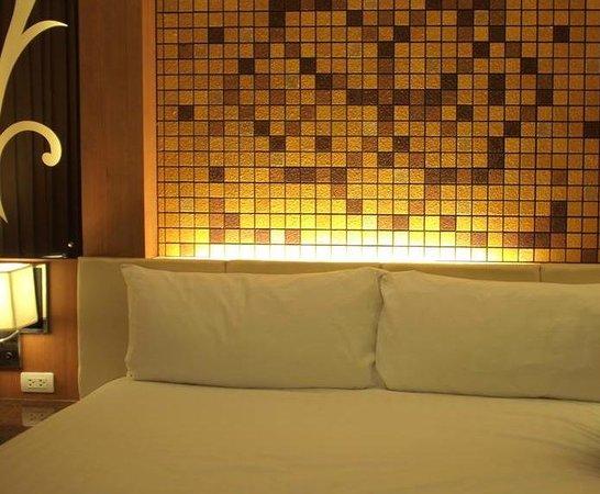 Centara Nova Hotel & Spa Pattaya: the room