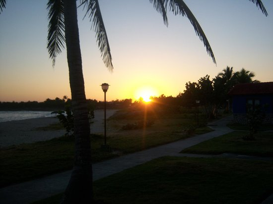 Islazul Villa Don Lino: Levé du soleil