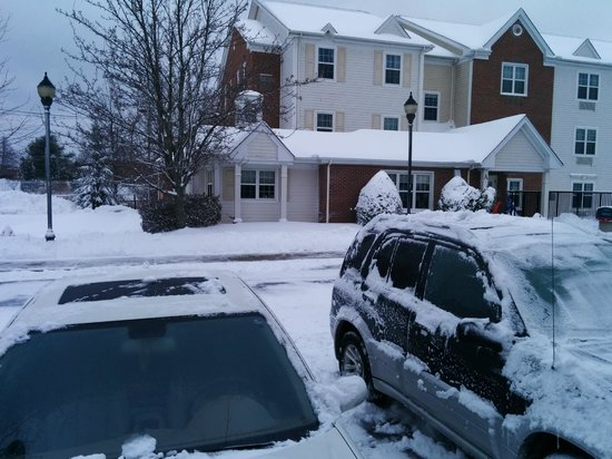 TownePlace Suites Boston Tewksbury/Andover: In Winters