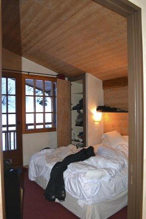 Hotel L'Arboisie: Bedroom