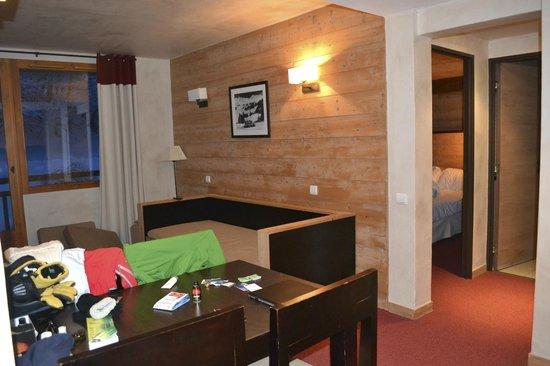 Hotel L'Arboisie : Living Room